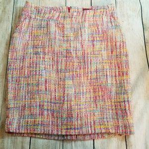 Tweed skirt NWOT